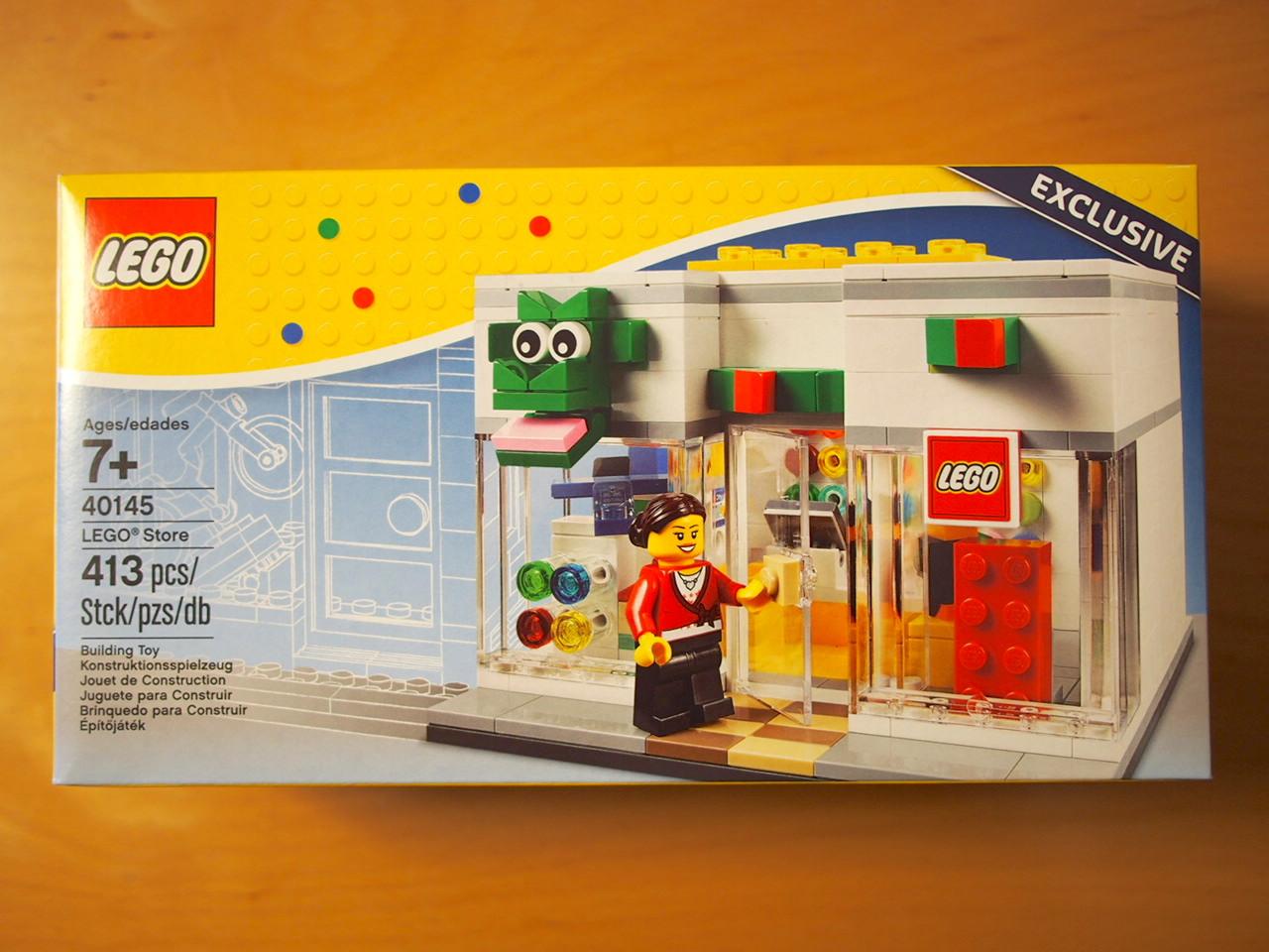 toymim撮影2:レゴ  レゴストア  40145