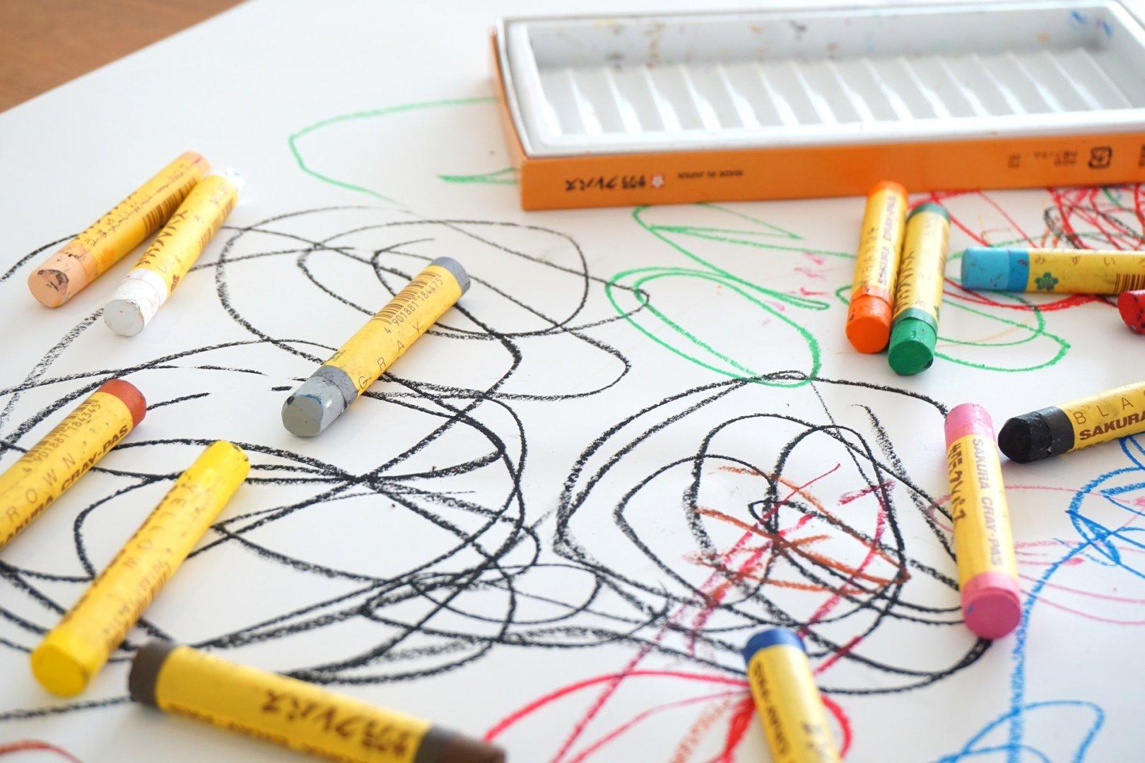 「お絵描き」のアイキャッチ画像