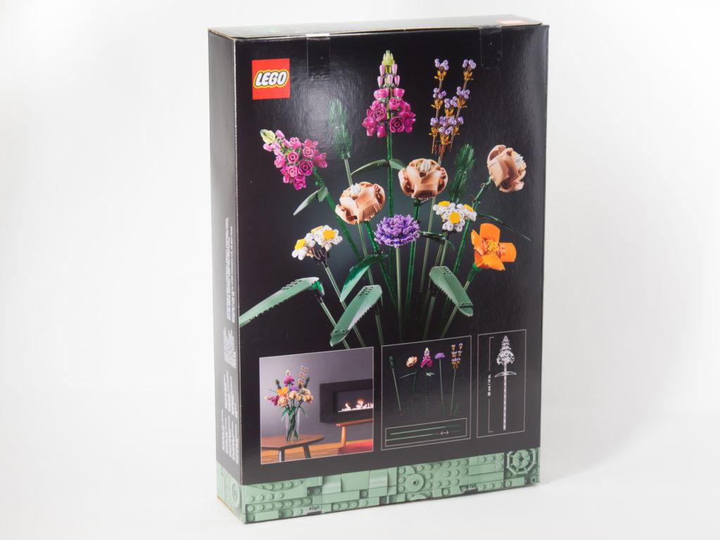 レゴ ボタニカル フラワーブーケ 10280
