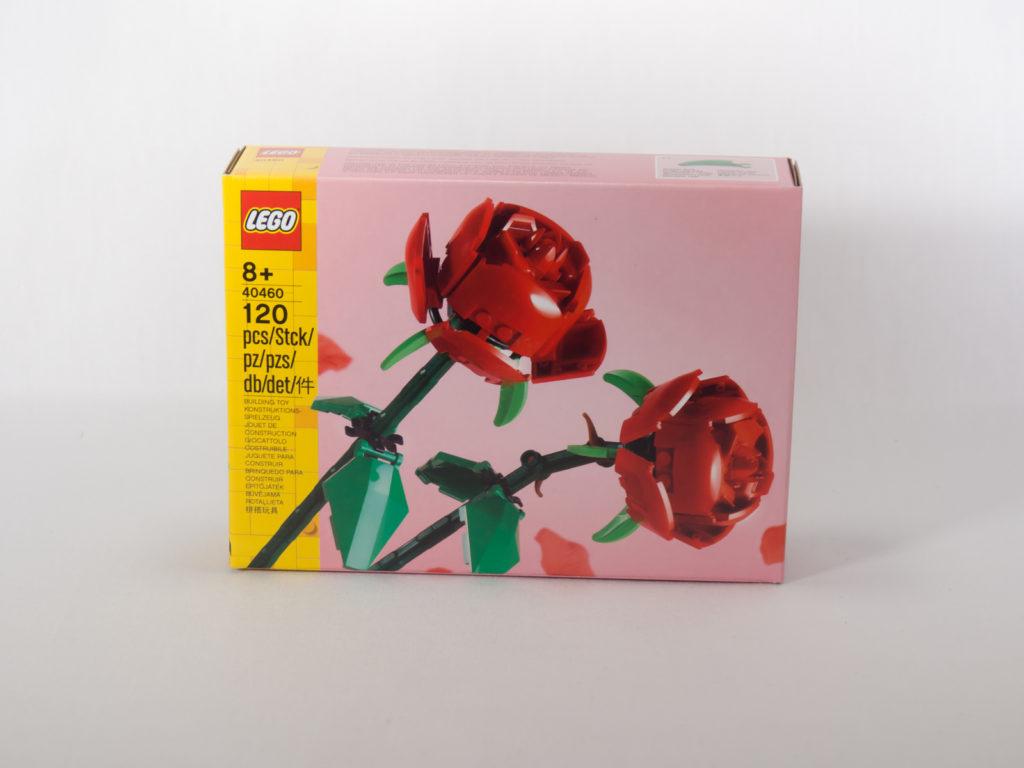 レゴ バラ 40460